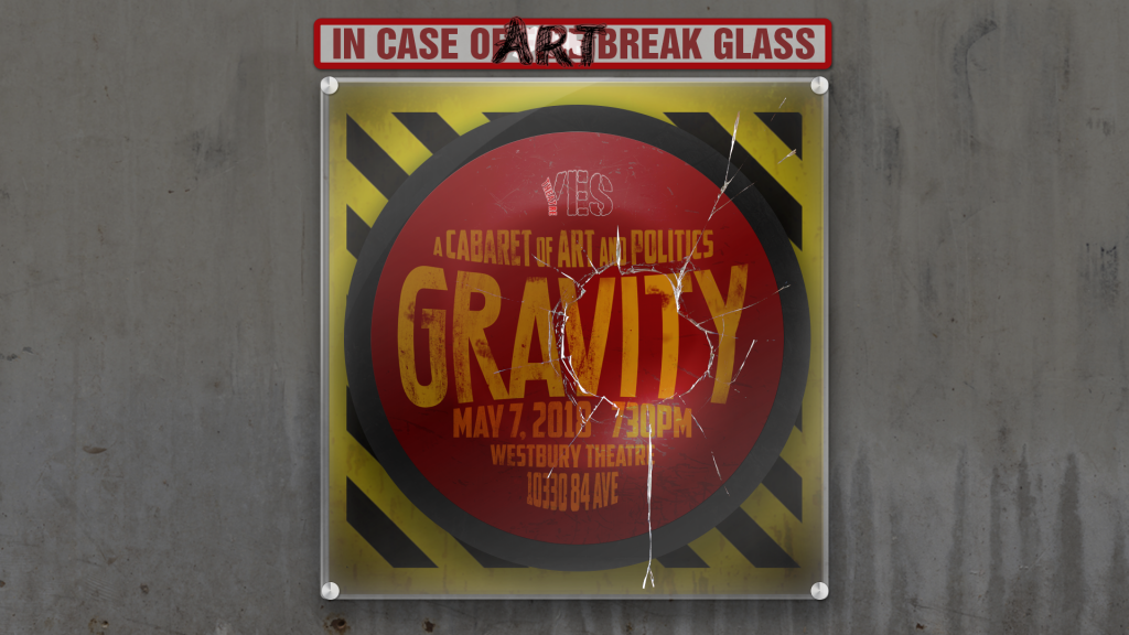 GRAVITY 2018:  A CABARET of ART and POLITICS